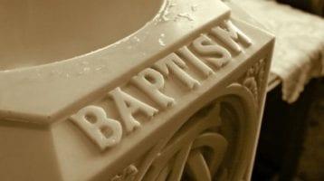 Baptism Preparation Programme 2018