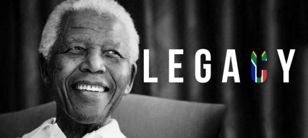 Ascent Group - Rev Colin Chambers on Nelson Mandela 23rd July 2018