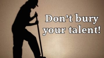 Bury your Talents