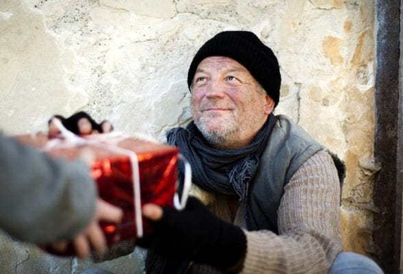 Homeless Xmas Presents