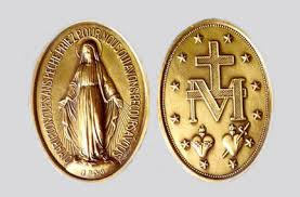 Miraculous Medals of Mary