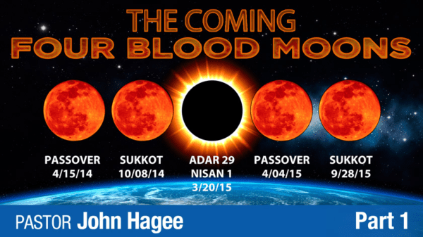 Four Blood Moons Hagee