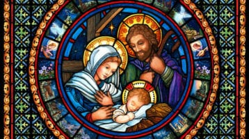 The month of February is dedicated to the Holy Family