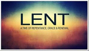 Lent a time of repentance