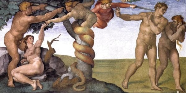 Michelangelo-The-Fall-and-Expulsion-of-Adam-and-Eve-Sistine-Chapel