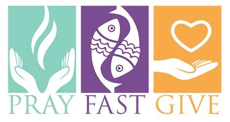 Pray Fast Give