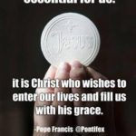 The Eucharist Pope Francis