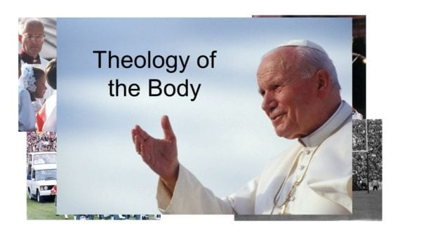 Theology of the Body 3