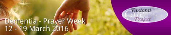 Dermentia Prayer Week