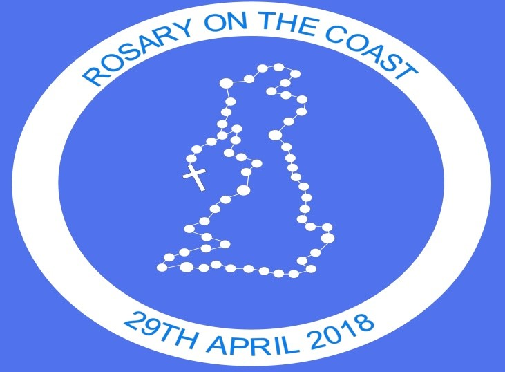Rosary on the coast