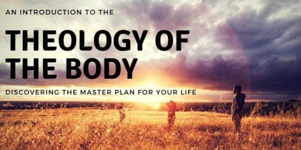 Theology of the Body Master Plan