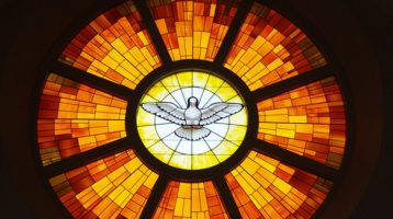 The month of April is dedicated to the Holy Spirit