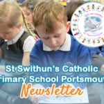 St Swithun's Primary School Newsletter -May 25th 2018