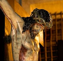 The month of July is dedicated to the Precious Blood of Jesus
