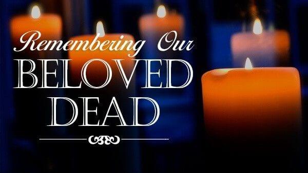 Beloved Dead