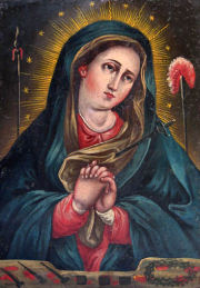 Fr. Faber on the Seven Sorrows