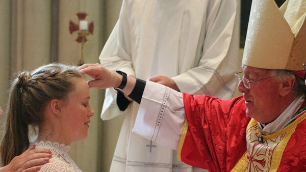 Bishop Philip Update - The Sacrament of Confirmation May 23rd 2021