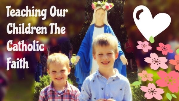 """Catholic Zoom School' for Children"" Mondays and Saturdays"